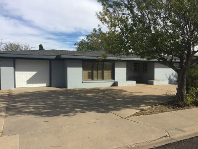 Odessa Single Family Home For Sale: 1716 Rosewood Ave