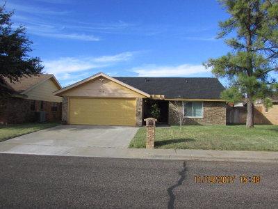 Odessa Single Family Home For Sale: 1739 Buffalo Ave