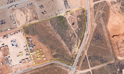 Odessa Residential Lots & Land For Sale: Jbs Parkway