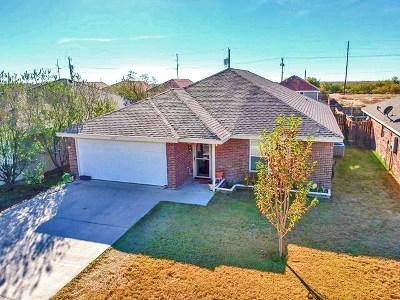 Monahans Single Family Home For Sale: 1007 N Doris Ave