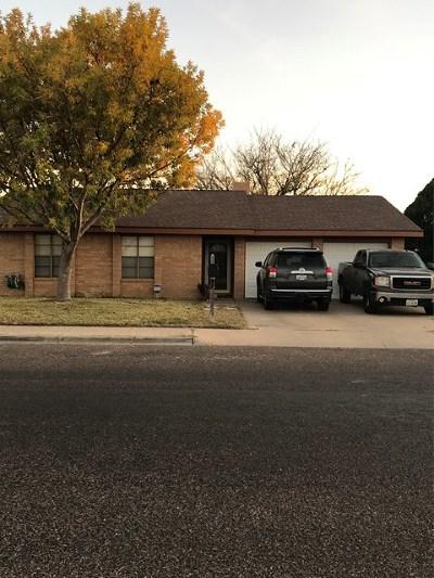 Odessa Single Family Home For Sale: 400 E 86th St
