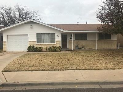 Odessa Single Family Home For Sale: 1721 E 49th St