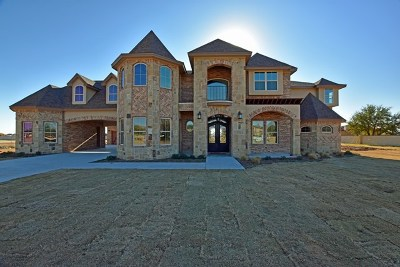 Andrews County, Ector County, Gaines County, Howard County Single Family Home For Sale: 12 La Paz
