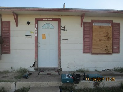 Odessa Single Family Home For Sale: 1608 N Muskingum Ave