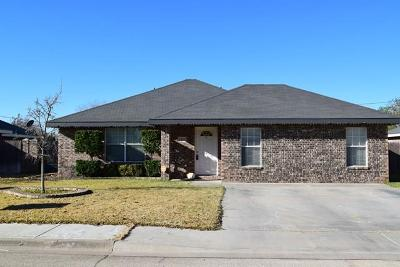 Odessa Single Family Home For Sale: 405 Brookover Circle