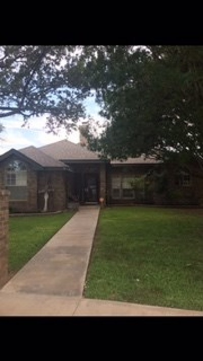 Odessa Single Family Home For Sale: 6524 Amber Dr