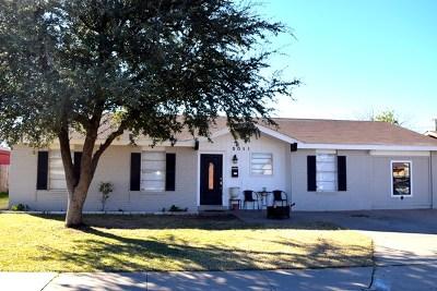 Odessa Single Family Home For Sale: 5011 Buffalo Ave