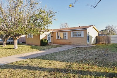 Odessa Single Family Home For Sale: 404 E 42nd St