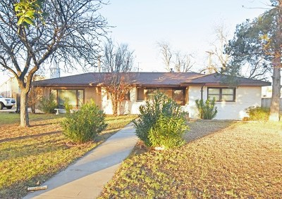 Odessa Single Family Home For Sale: 2400 NW Catalina Dr