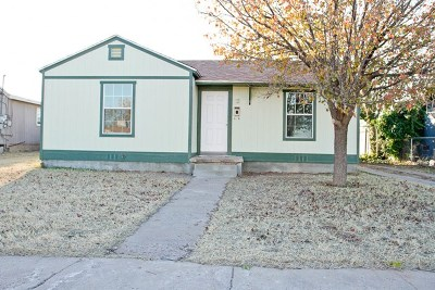 Odessa Single Family Home For Sale: 910 E 18th St