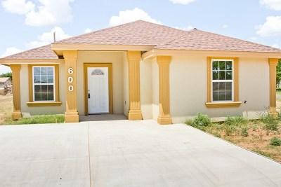 Midland Single Family Home For Sale: 600 S Benton