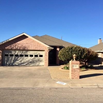 Andrews Single Family Home For Sale: 1205 La Paz