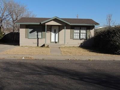 Odessa Rental For Rent: 2738 N Muskingum Ave