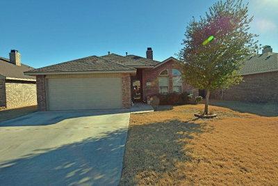 Odessa Single Family Home For Sale: 6318 Christopher Lane