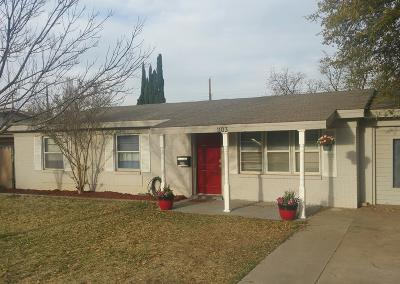 Andrews Single Family Home For Sale: 1103 NW 12th St