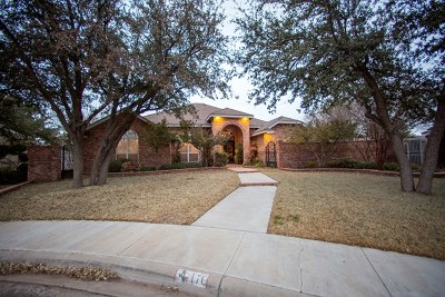 Odessa Single Family Home For Sale: 110 Emerald Forest Court