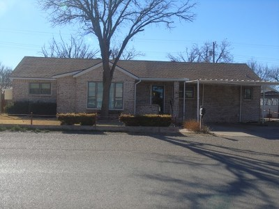 Crane Single Family Home For Sale: 204 E 20th St