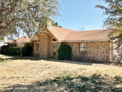 Odessa TX Single Family Home For Sale: $297,900