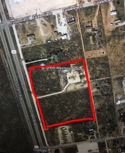 Odessa Residential Lots & Land For Sale: 13235 S Us Hwy 385