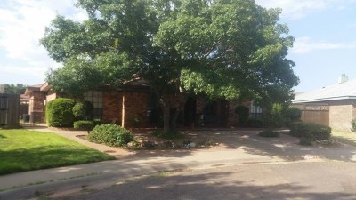 Midland Single Family Home For Sale: 2507 Bellechasse Court