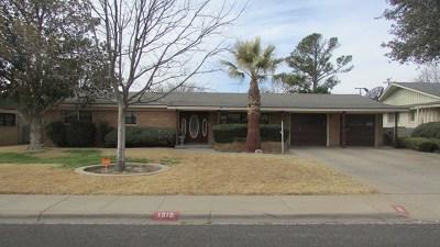 Odessa Single Family Home For Sale: 1515 Ridgecrest