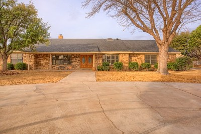Odessa Single Family Home For Sale: 6101 Nevada