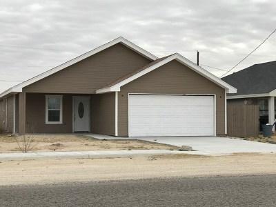 Monahans Single Family Home For Sale: 912 N Eva Ave
