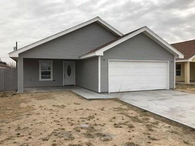 Monahans Single Family Home For Sale: 1000 N Eva Ave
