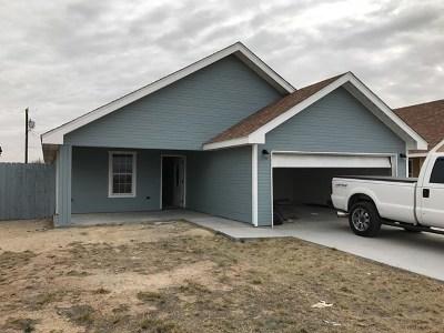 Monahans Single Family Home For Sale: 1004 N Eva Ave