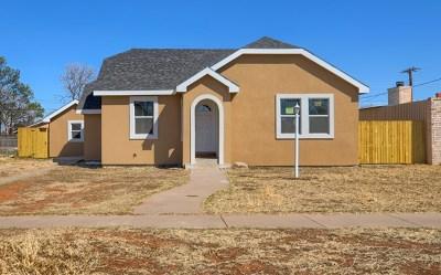 Odessa Single Family Home For Sale: 1420 N Alleghaney Ave