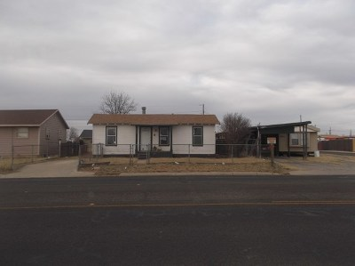 Odessa Single Family Home For Sale: 1909 E 7th St