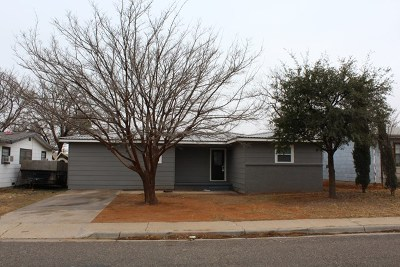 Andrews Single Family Home For Sale: 313 SW 10th St