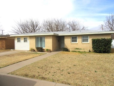 Odessa Single Family Home For Sale: 2205 E 11th St