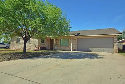Odessa Single Family Home For Sale: 1501 Wedgewood Ave