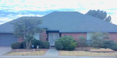 Odessa Single Family Home For Sale: 3011 Woodridge Lane