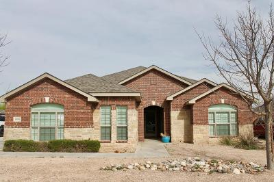 Odessa Single Family Home For Sale: 3008 San Marino Dr.