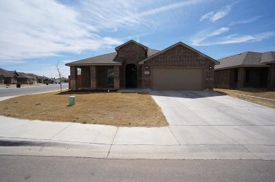 Odessa Single Family Home For Sale: 806 E 97th Ct