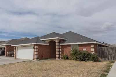 Odessa Single Family Home For Sale: 8808 Rainbow Dr
