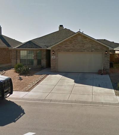 Odessa Single Family Home For Sale: 204 E 98th