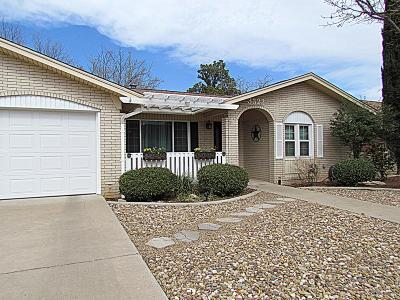 Odessa Single Family Home For Sale: 3522 Fairmont Dr