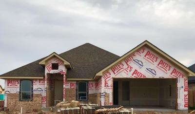 Midland Single Family Home For Sale: 1201 Stonefield Dr