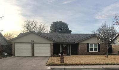 Odessa Single Family Home For Sale: 4537 Garden Lane
