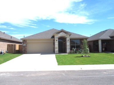 Odessa Single Family Home For Sale: 12 Purple Sage Ranch Circle