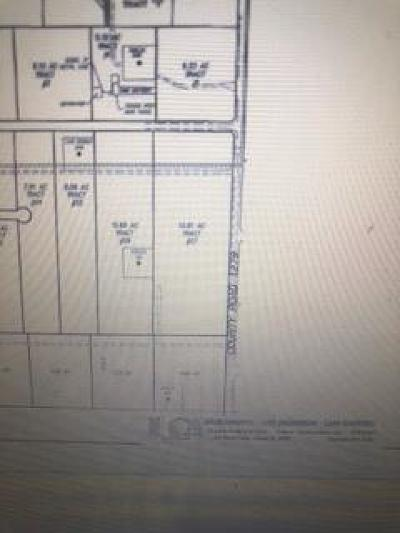 Midland Residential Lots & Land For Sale: Tract 27 Entrada Rd