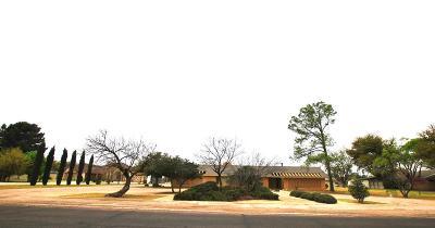 Odessa Single Family Home For Sale: 2501 Bainbridge Dr