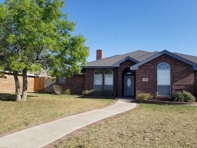 Midland Single Family Home For Sale: 5709 Highland Blvd