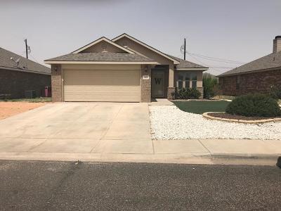 Odessa Single Family Home For Sale: 905 Duke Ave
