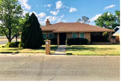 Odessa Single Family Home For Sale: 6401 Desoto