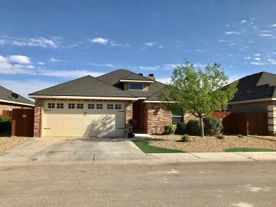 Odessa Single Family Home For Sale: 7212 Giotto St