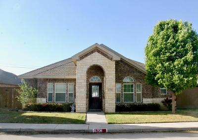 Odessa Single Family Home For Sale: 6708 Amber Dr